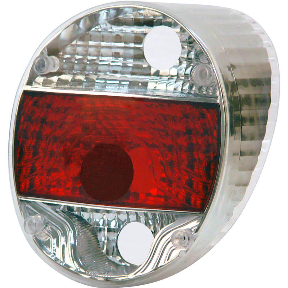 Lanterna Traseira Fusca Fafá 76 77 78 79 80 81 82 83 84 85 86 87 88 89 90 91 92 93 94 95 96 Cristal  - Artmilhas