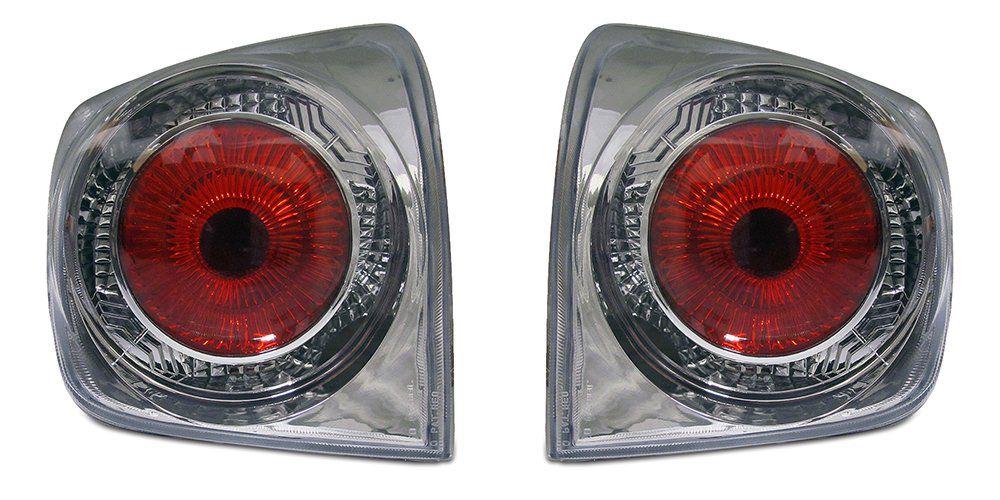 Lanterna Cristal Golf Modelo Esportivo Tuning 98 99 00 01 02 03 04 05 06 Marca Inovox  - Artmilhas