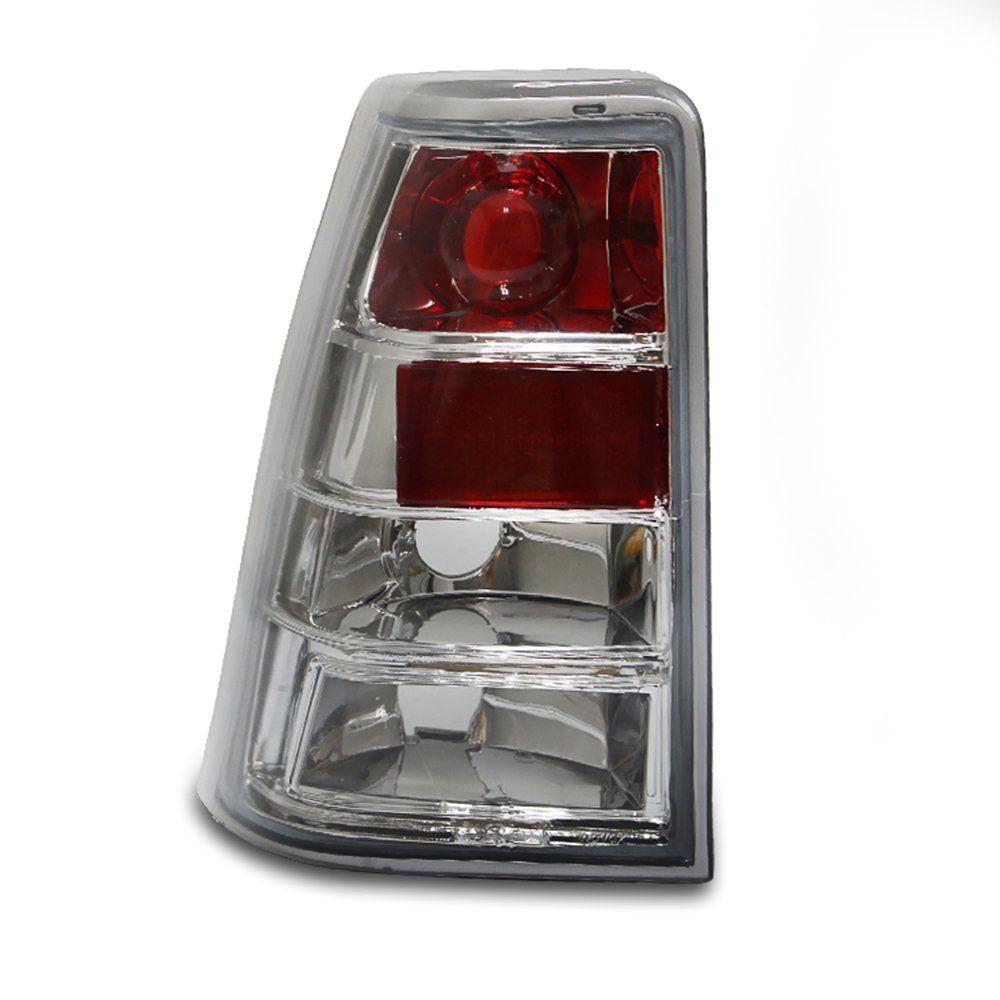 Lanterna Traseira Kadett 89 90 91 92 93 94 95 96 97 98 Cristal