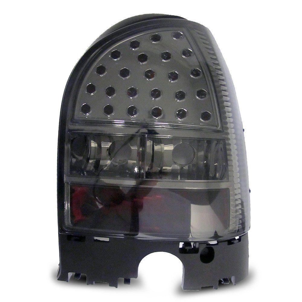 Lanterna Traseira Gol G3 00 01 02 03 04 05 Com Efeito LED Modelo Fumê