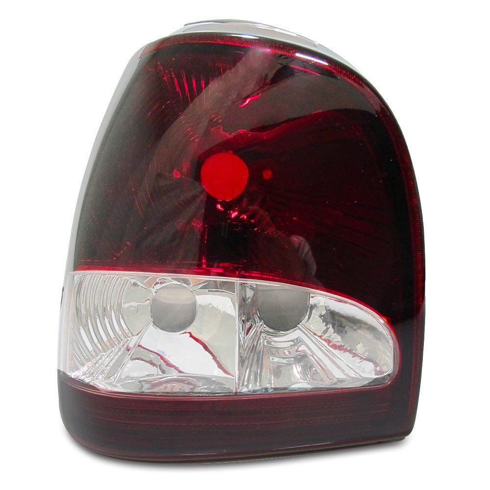 Lanterna Traseira Gol Bola 95 96 97 98 99 Gol Special 00 01 02 Encaixe Arteb Modelo Rubi