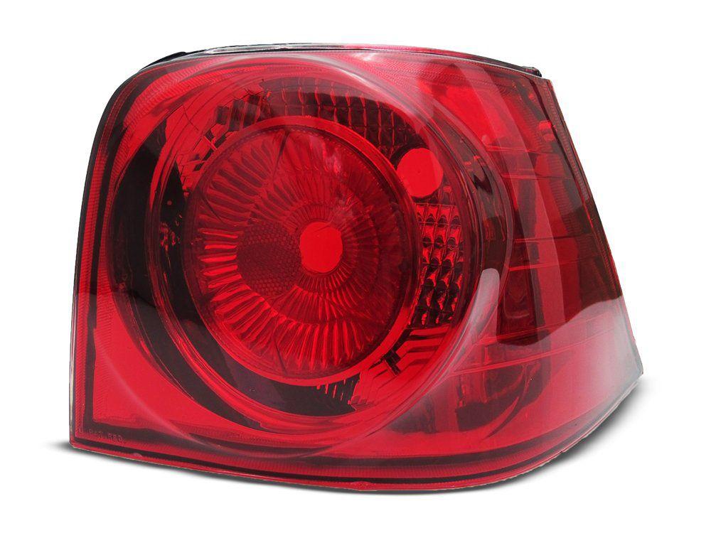 Lanterna Traseira Golf 98 99 00 01 02 03 04 05 06 Modelo RED