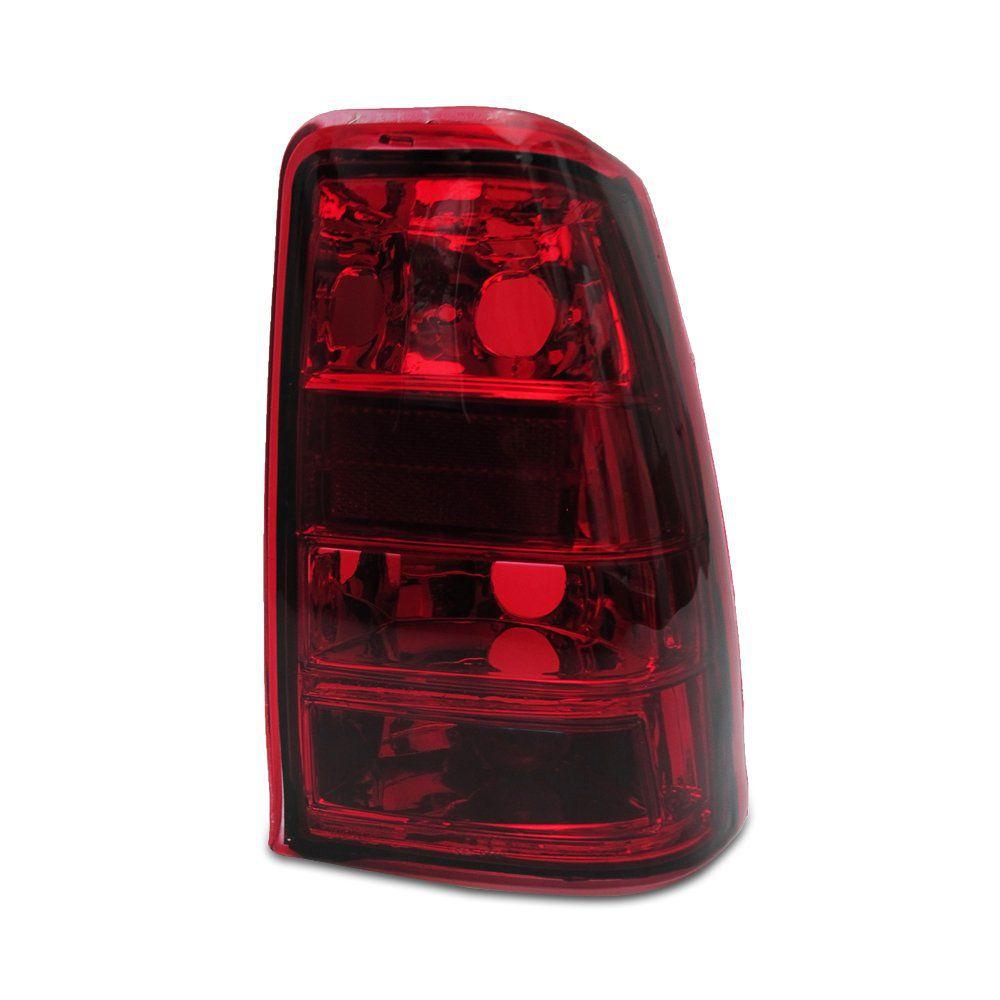 Lanterna Traseira Kadett 89 90 91 92 93 94 95 96 97 98 Modelo RED