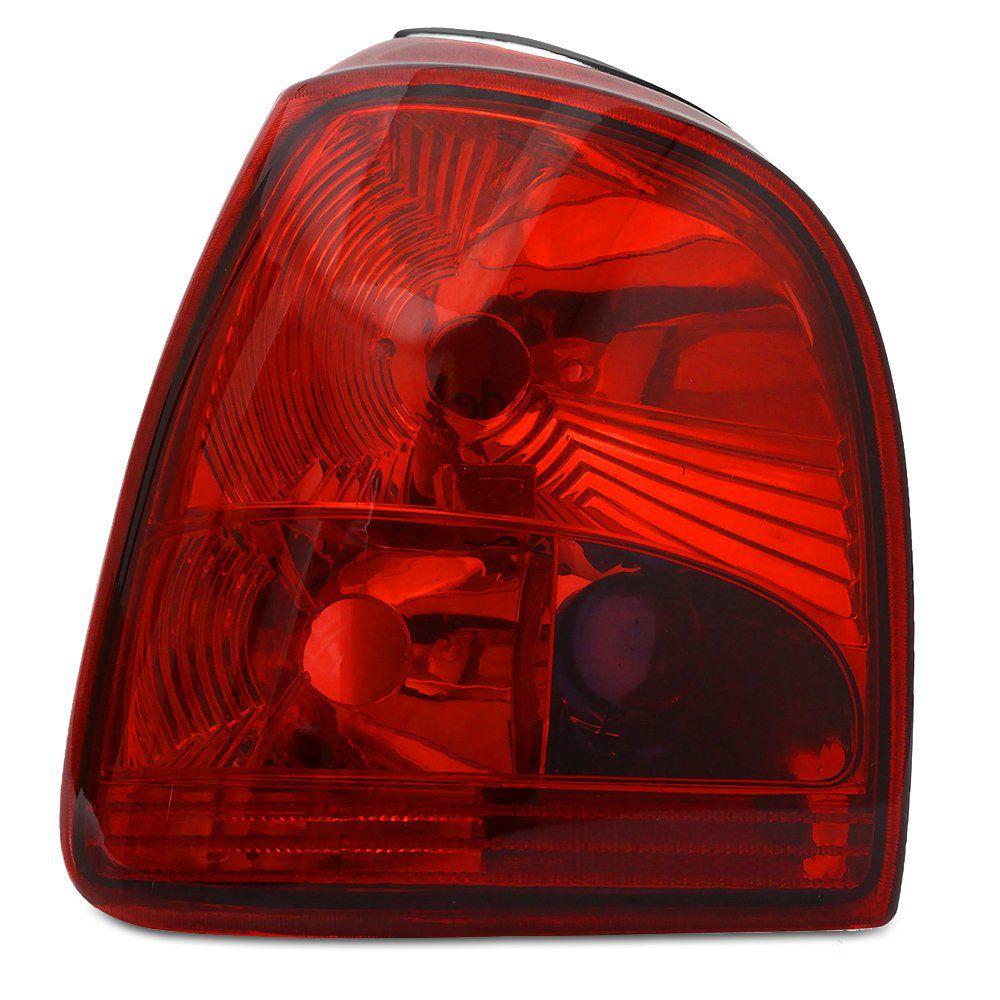 Lanterna RED Modelo Arteb – Gol Bola e Gol Special – Modelo Esportivo / Tuning – 95 96 97 98 99 00 01 02 – Marca Inovox  - Artmilhas