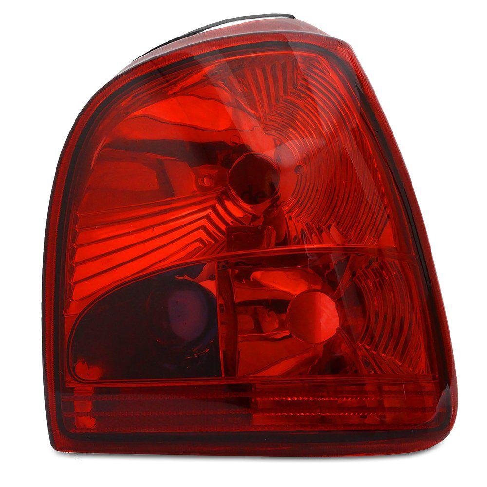Lanterna Traseira Gol Bola 95 96 97 98 99 Gol Special 00 01 02 Encaixe Cibié Modelo RED