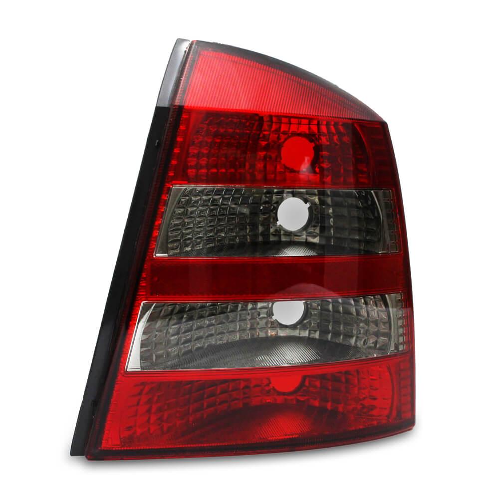 Lanterna Traseira Astra Hatch 03 04 05 06 07 08 09 10 11 12 Com Ré Fumê