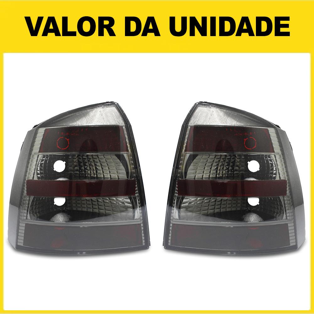 Lanterna Traseira Astra Hatch 03 04 05 06 07 08 09 10 11 12 Fumê