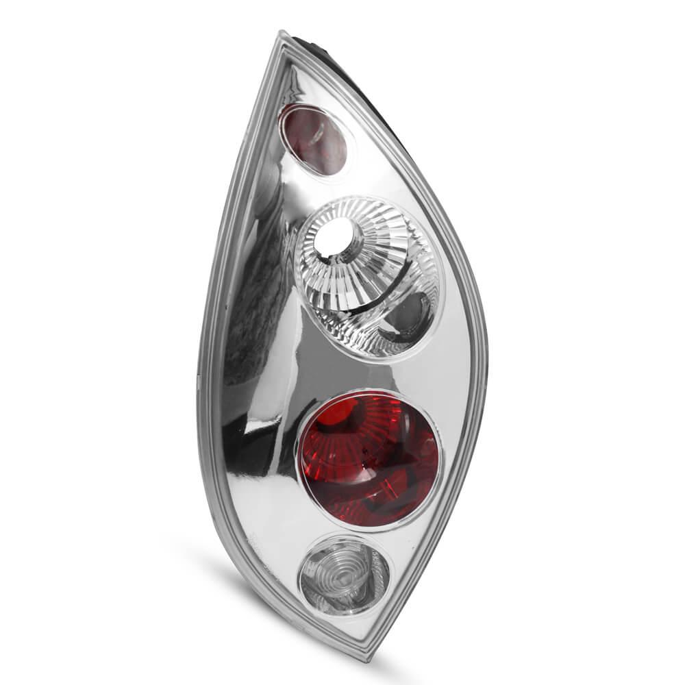Lanterna Traseira Celta 99 00 01 02 03 04 05 06 Cristal
