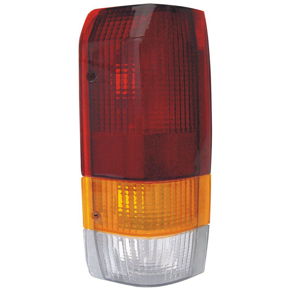 Lanterna Traseira F1000 92 93 94 95 96 97 98 Tricolor
