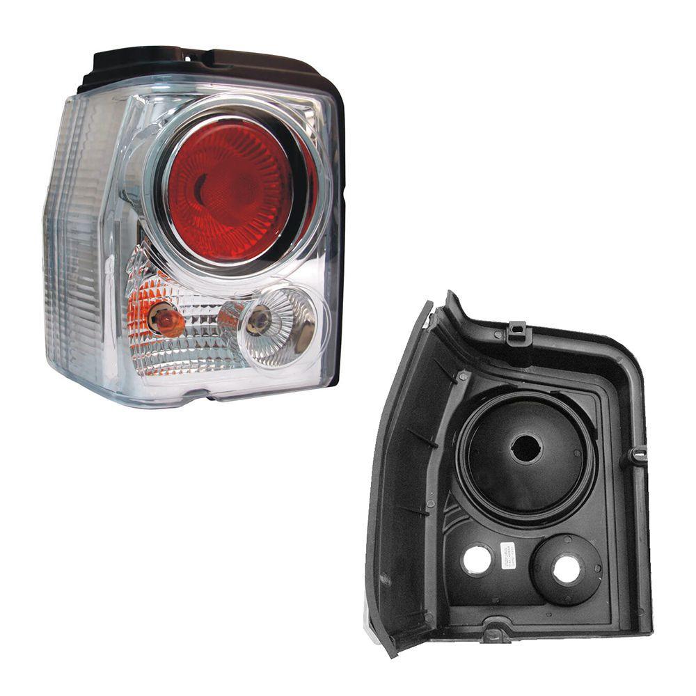 Lanterna Traseira Tipo 93 94 95 96 97 Cristal