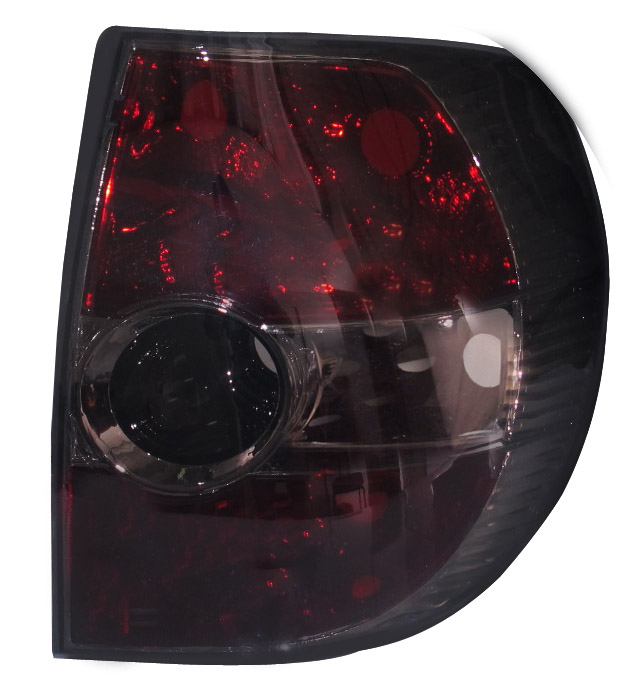 Lanterna Traseira Fox Crossfox 03 04 05 06 07 08 09 Fumê