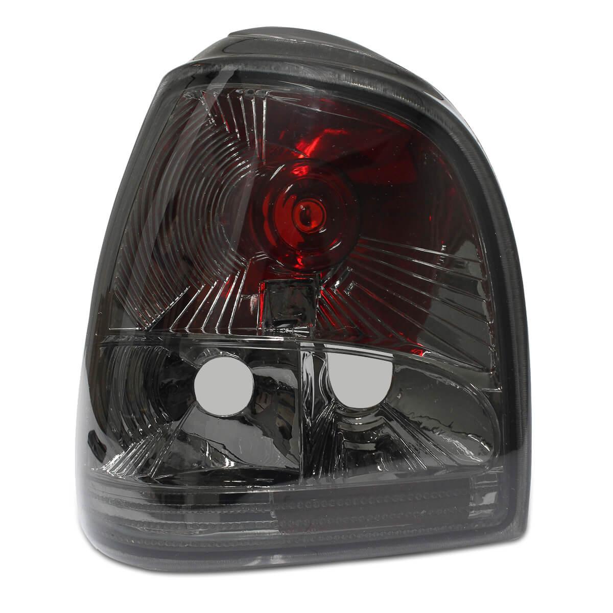 Lanterna Traseira Gol Bola 95 96 97 98 99 00 Gol Special 01 02 03 Encaixe Arteb Mod. Fumê