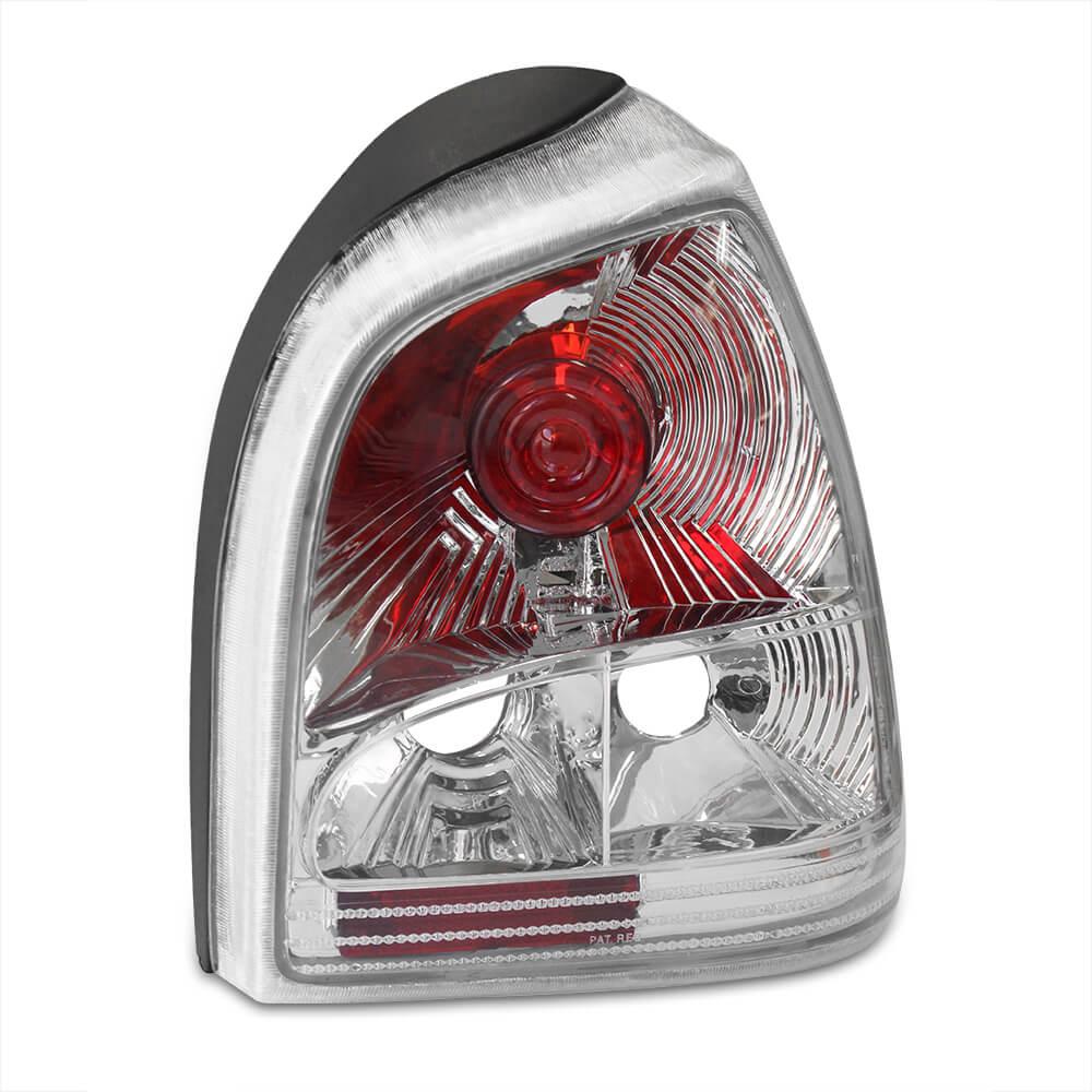 Lanterna Traseira Gol Bola 95 96 97 98 99 00 Gol Special 01 02 03 Encaixe Cibié Mod. Cristal