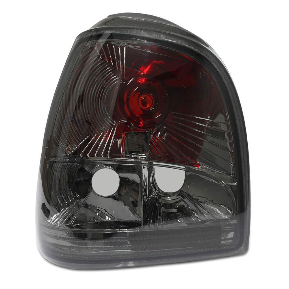 Lanterna Traseira Gol Bola 95 96 97 98 99 00 Gol Special 01 02 03 Encaixe Cibié Mod. Fumê