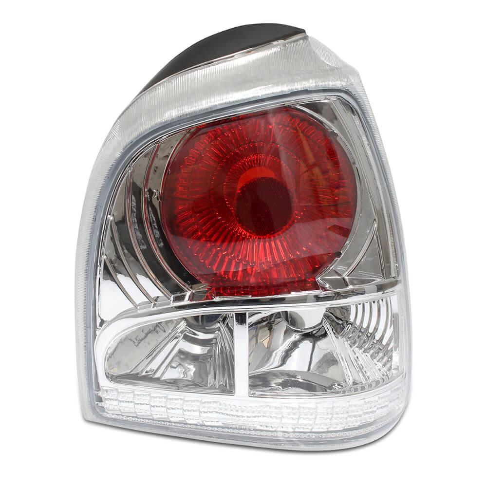 Lanterna Traseira Gol Bola 95 96 97 98 99 Gol Special 00 01 02 Encaixe Cibié Cristal