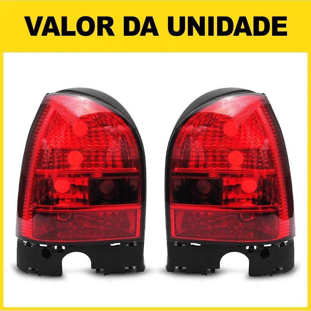 Lanterna Traseira Gol G3 00 01 02 03 04 05 Modelo RED