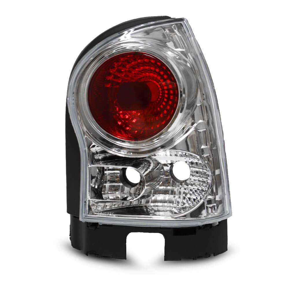 Lanterna Traseira Gol G4 06 07 08 09 10 11 12 13 14 Cristal
