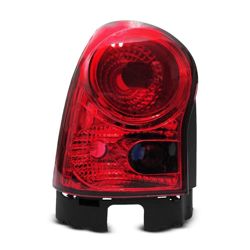 Lanterna Traseira Gol G4 06 07 08 09 10 11 12 13 14 Modelo RED