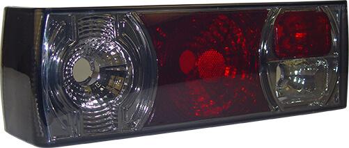 Lanterna Traseira Gol Quadrado 87 88 89 90 91 92 93 94 95 96 Fumê