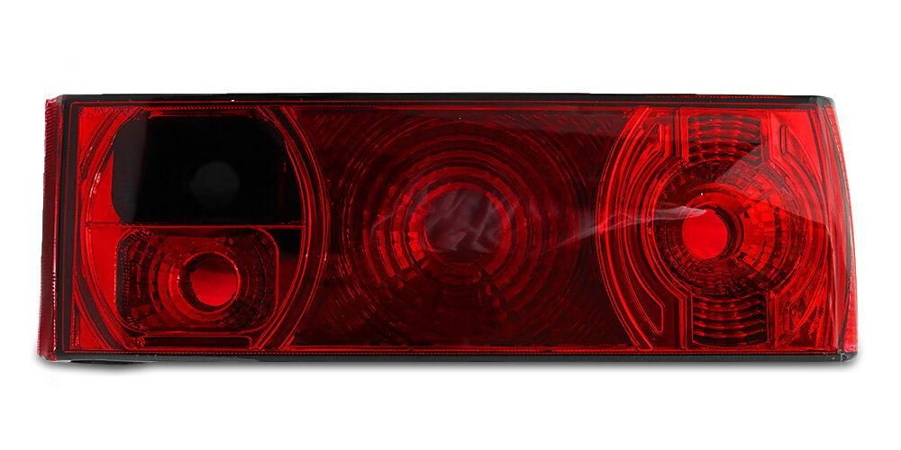 Lanterna Traseira Gol Quadrado 87 88 89 90 91 92 93 94 95 96 Modelo RED