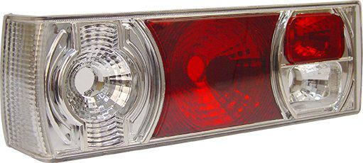Lanterna Traseira Gol Quadrado 87 88 89 90 91 92 93 94 95 96 Cristal