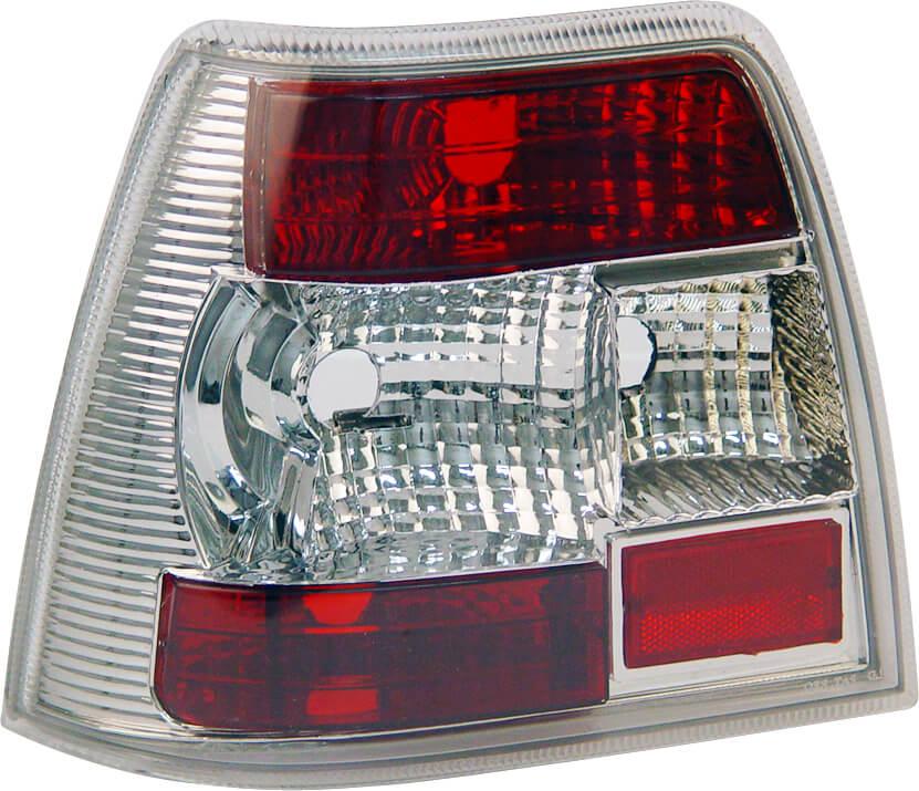 Lanterna Traseira Monza 91 92 93 94 95 96 Cristal