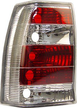 Lanterna Traseira Omega 92 93 94 95 96 97 98 Cristal