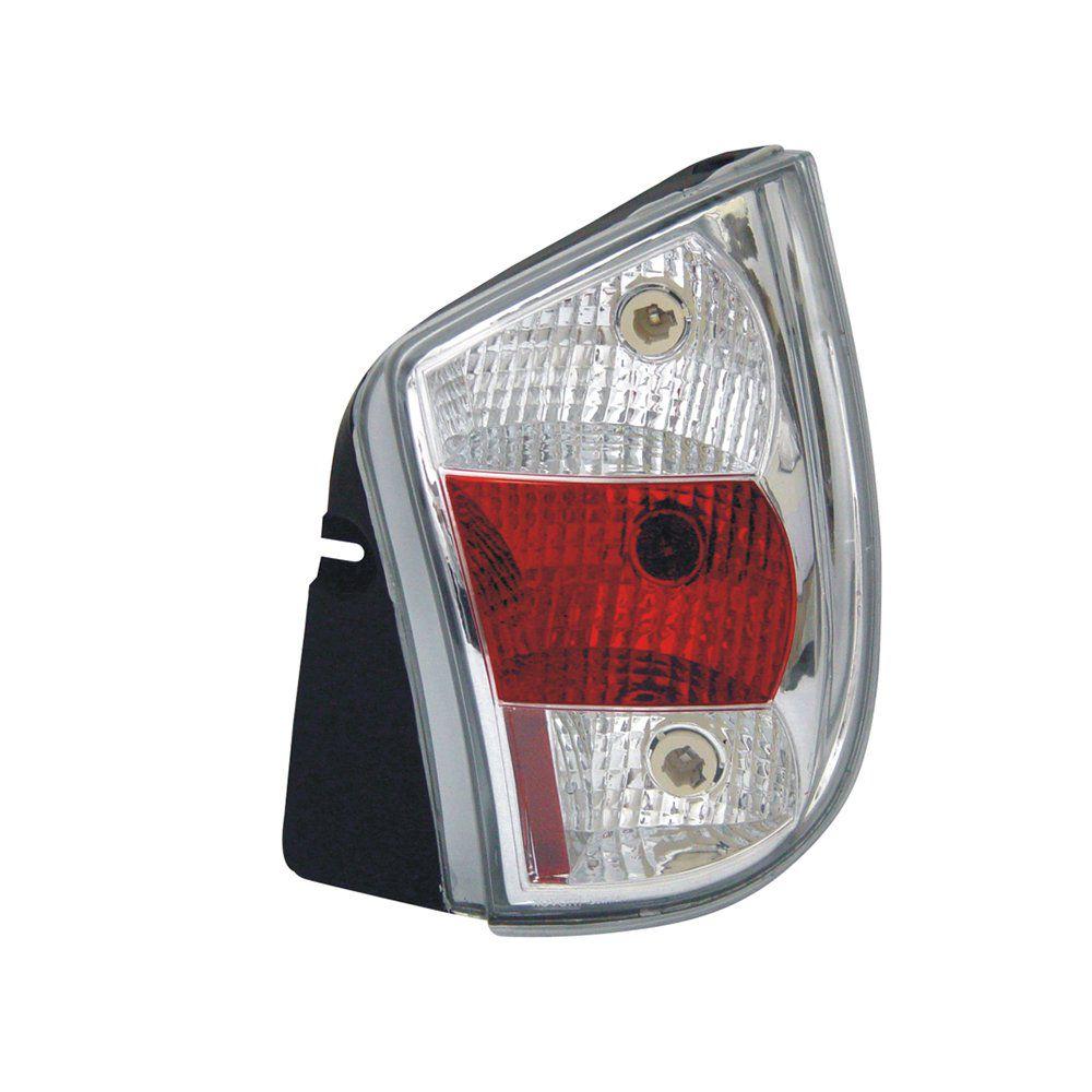 Lanterna Traseira – Palio G1 e Palio Young – Modelo Esportivo / Tuning – Cristal / Altezza – 96 97 98 99 00 01 – Marca Inovox  - Artmilhas