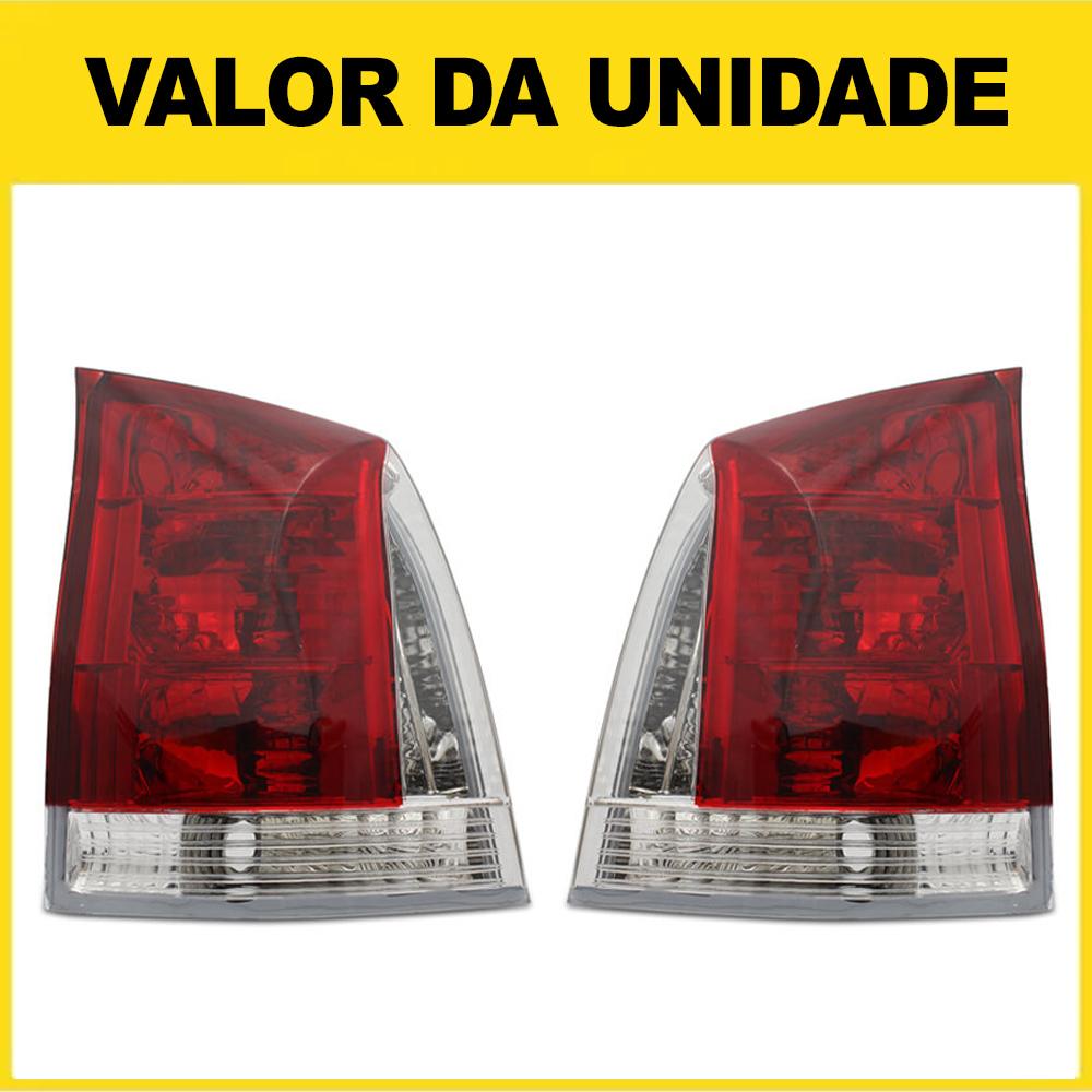 Lanterna Traseira Palio G3 04 05 06 07 08 09 10 11 12 13 14 15 16 Bicolor