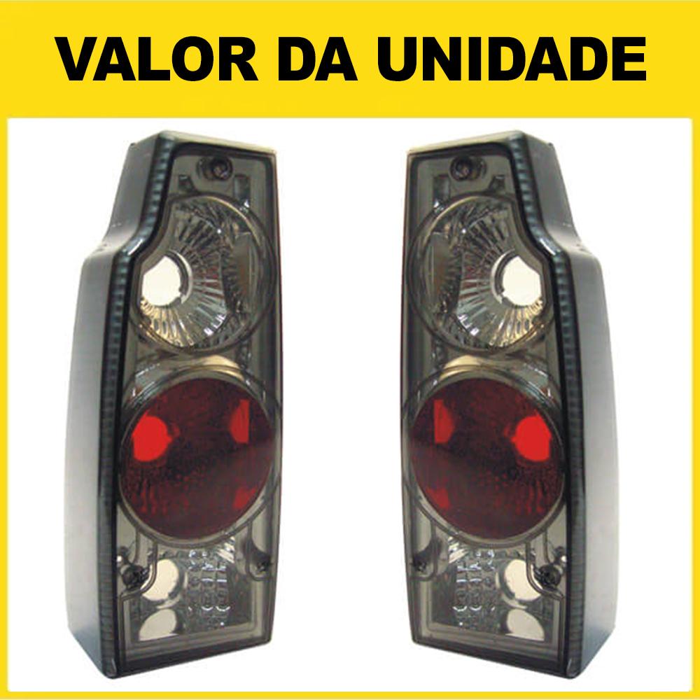 Lanterna Traseira Saveiro Parati 83 84 85 86 87 88 89 90 91 92 93 94 95 96 97 Fumê