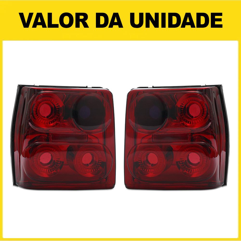 Lanterna Traseira Uno 84 85 86 87 88 89 90 91 92 93 94 95 96 97 98 99 00 01 02 03 Modelo RED