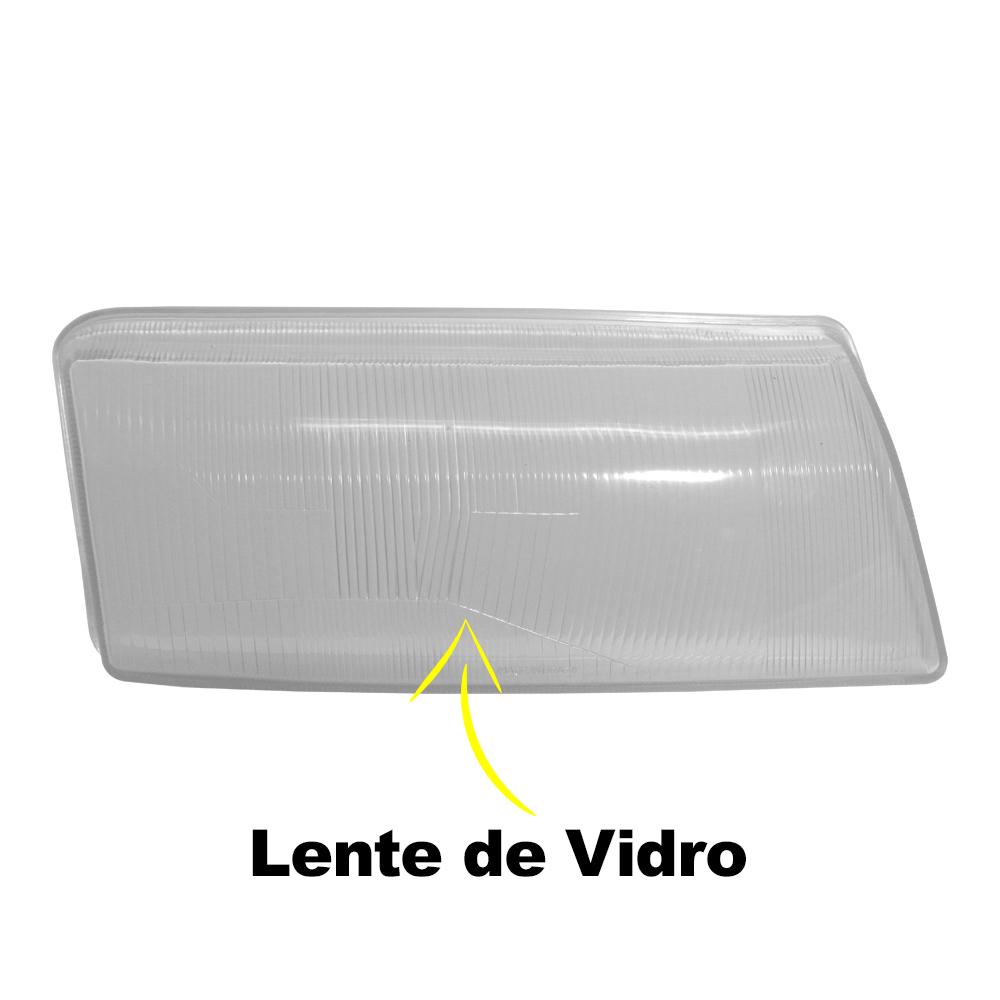 Lente Farol Astra 93 94 95 96 97 98 Vidro Encaixe Cibié