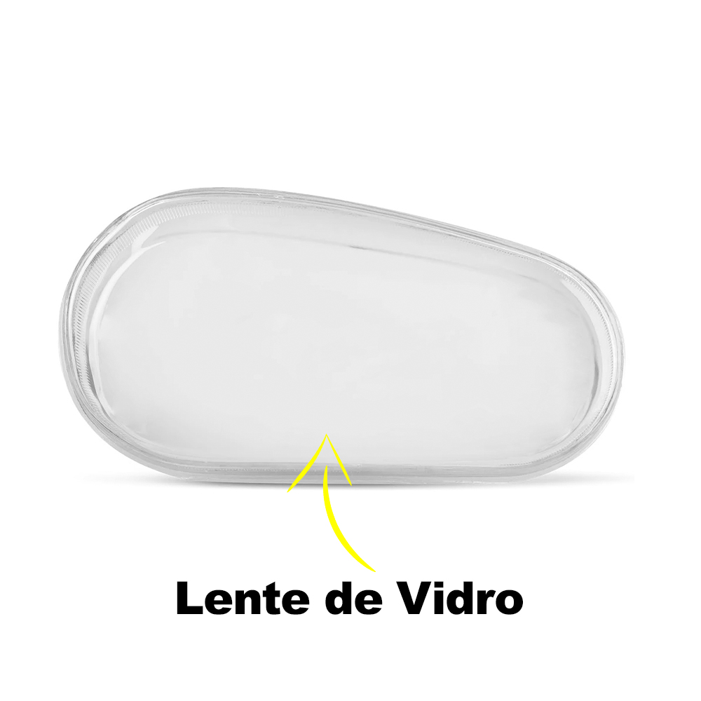 Lente Farol Golf 98 99 00 01 02 03 04 05 06 Vidro