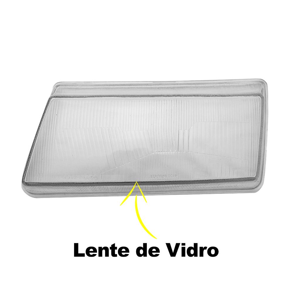 Lente Farol Logus 93 94 95 96 97 Vidro
