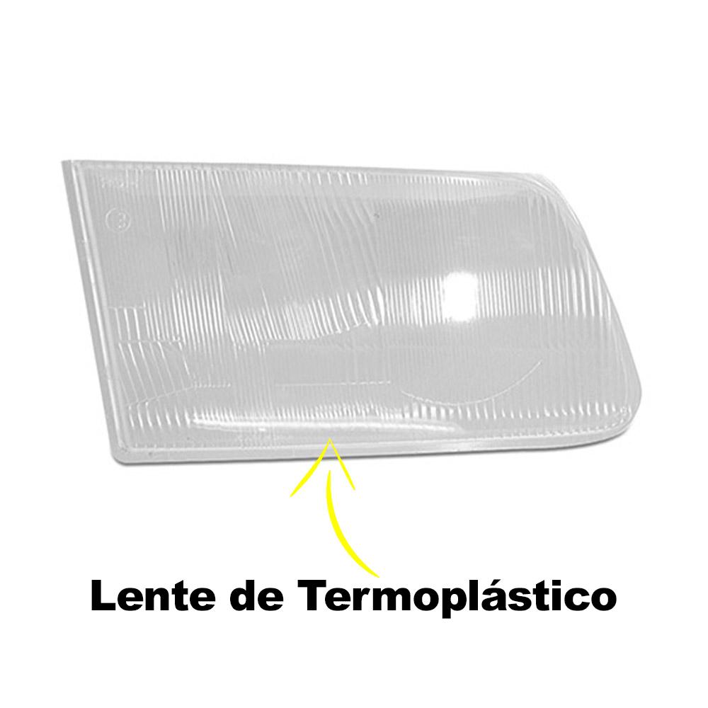 Lente Farol S10 Blazer 95 96 97 98 99 00 Acrílico