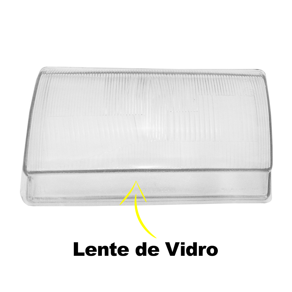 Lente Farol Tipo 93 94 95 96 97 Vidro