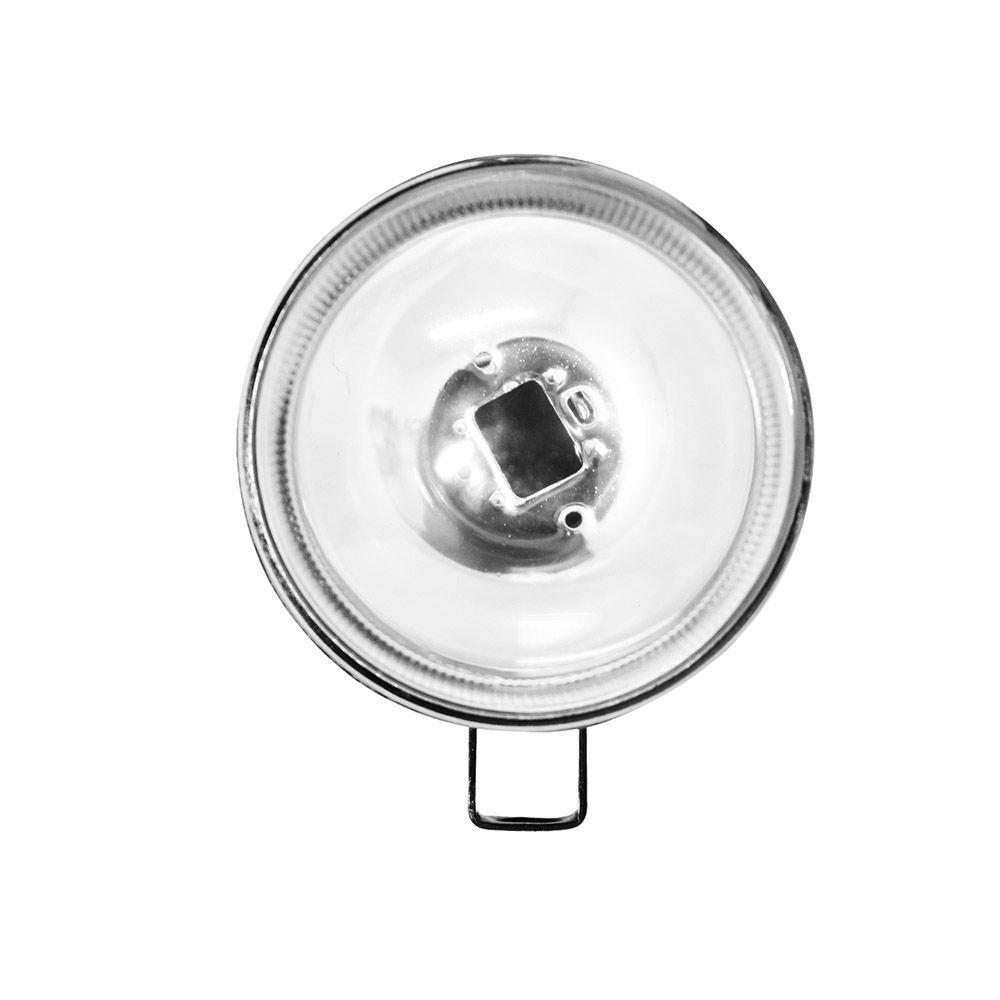 Par de Faróis de Milha 70mm – Modelo Universal – Lente de Vidro – Marca Inovway