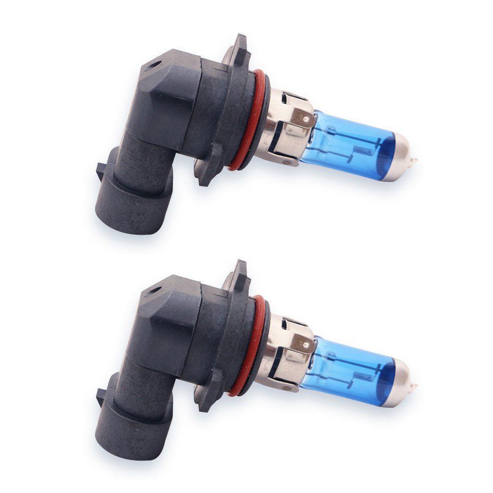 Par Lâmpada Super Branca Efeito Xênon HB4 8.500k 12v 55 watts