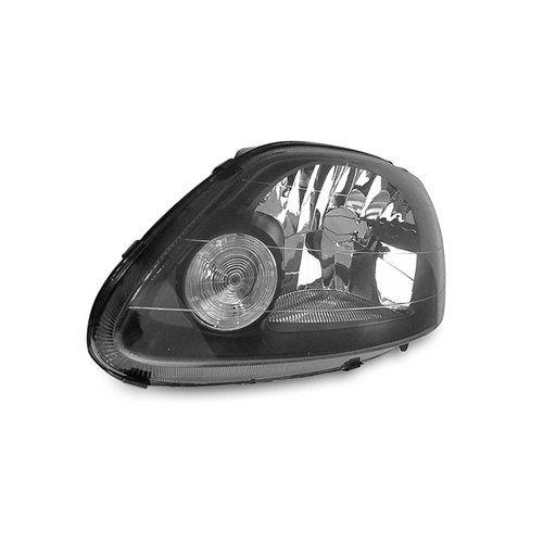 Farol Fox, Crossfox e Spacefox Máscara Negra Arteb com Kit Xênon H4 6000K – Encaixe Arteb – 03 04 05 06 07 08 09 - Marca INOV9