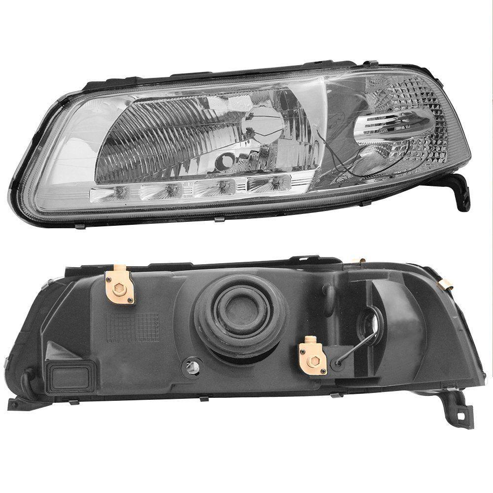 PAR FAROL GOL G3 MP + PAR T10 13 LEDS