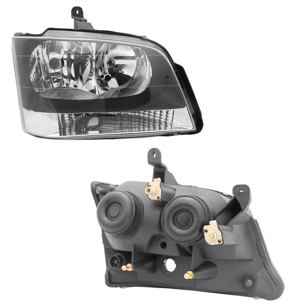 PAR FAROL S10 CRISTAL + PAR T10 13 LEDS