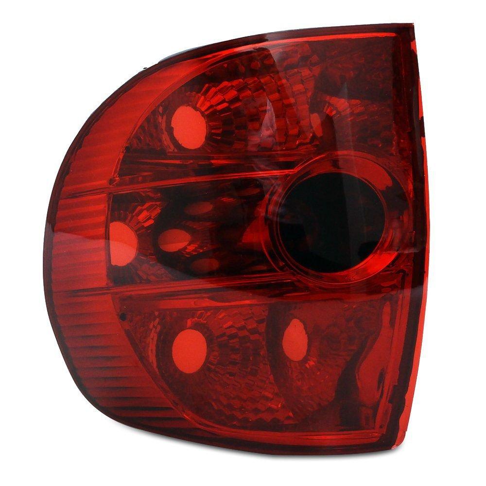 Par Lanterna Traseira Fox Crossfox 03 04 05 06 07 08 09 Modelo RED