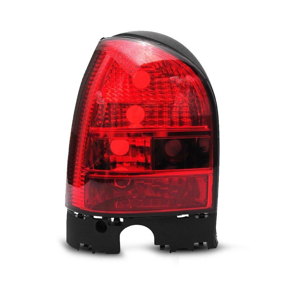 Par Lanterna Traseira Gol G3 00 01 02 03 04 05 Modelo RED