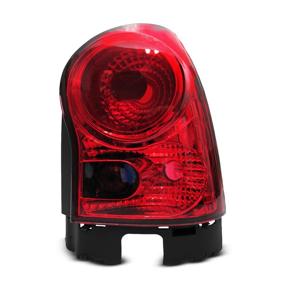 Par Lanterna Traseira Gol G4 06 07 08 09 10 11 12 13 14 Modelo RED