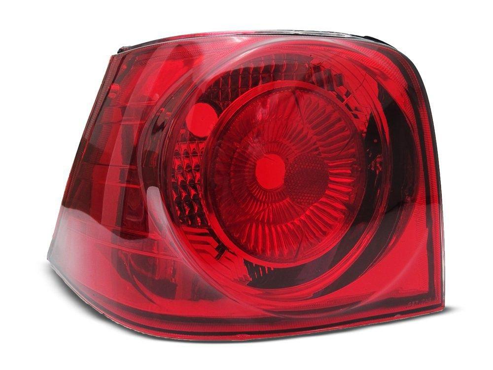 Par Lanterna Traseira Golf 98 99 00 01 02 03 04 05 06 Modelo RED