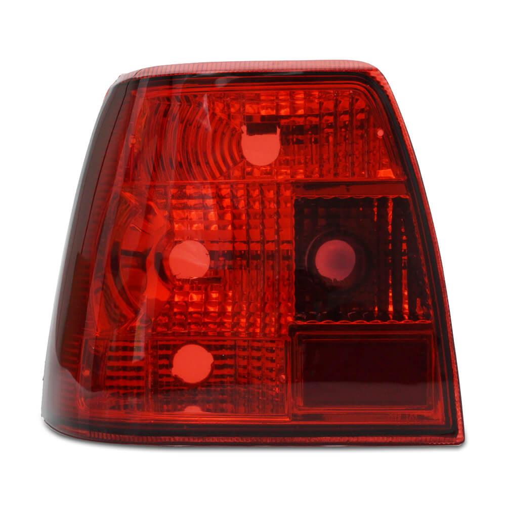 Par Lanterna Traseira Monza 91 92 93 94 95 96 Modelo RED