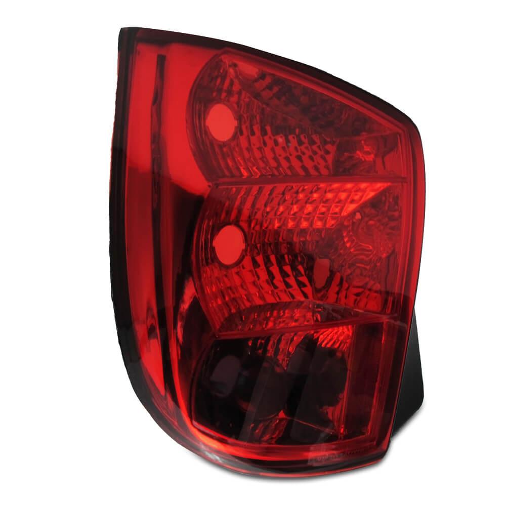 Par Lanterna Traseira Palio G1 96 97 98 99 00 Palio Young 01 02 03 Modelo RED
