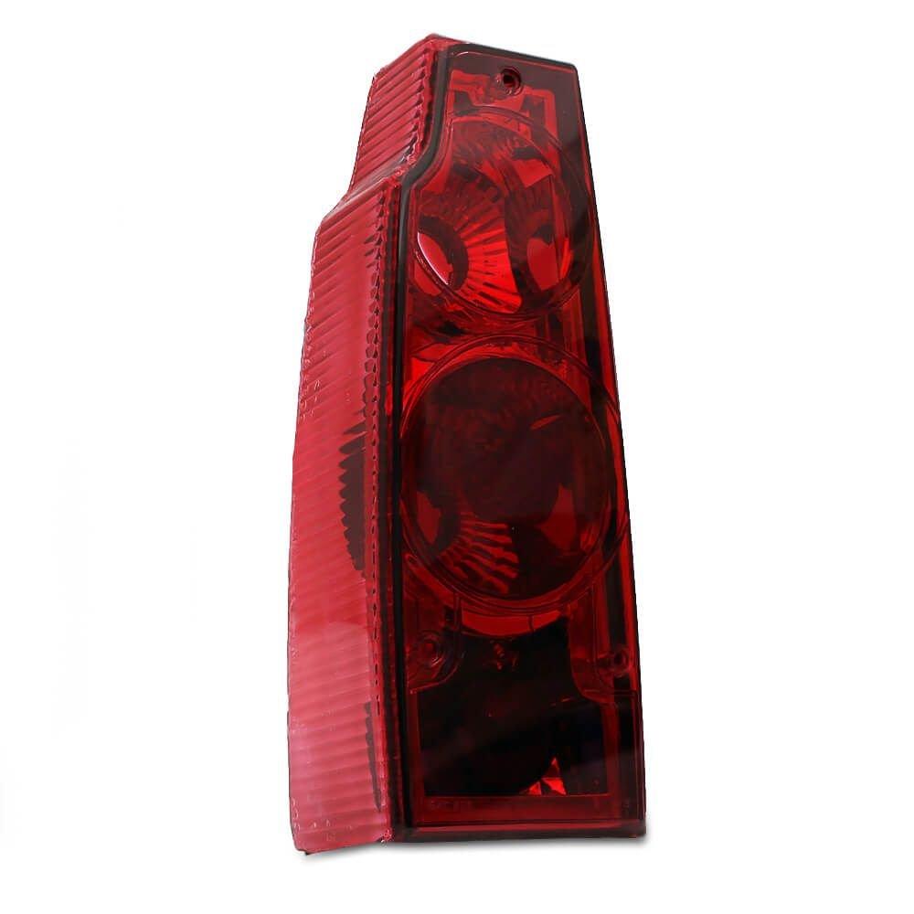 Par Lanterna Traseira Saveiro Parati 83 84 85 86 87 88 89 90 91 92 93 94 95 96 97 Modelo RED