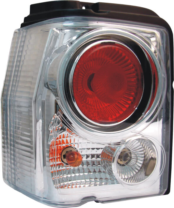Par Lanterna Traseira Tipo 93 94 95 96 97 Cristal
