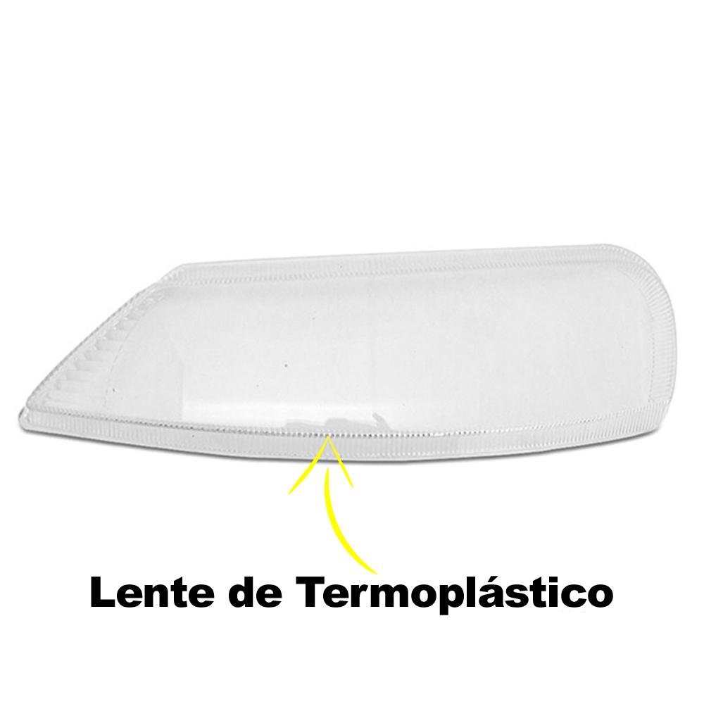 Par Lente Farol Celta 99 00 01 02 03 04 05 06 Acrílico